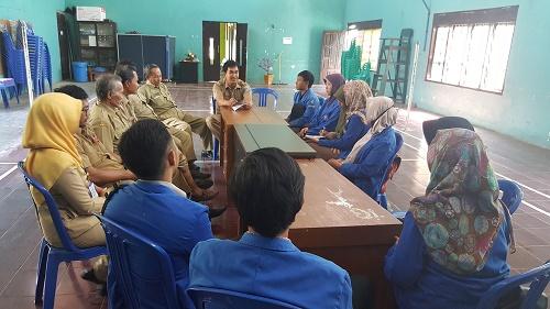 MAHASISWA UMP KKN DI GEMBONG